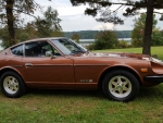 1975 Datsun 280Z Coupe 2.8 3-Speed