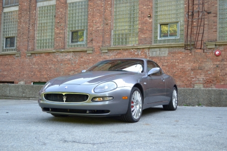 2002 Maserati Coupe 4.2 V8 Cambiocorsa Transmission - Cambiocorsa, Coupe, V8, Car, Transmission, Sports, Maserati
