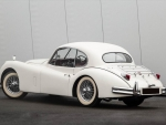 1955 Jaguar XK140 Fixed Head Coupe SE 3443cc