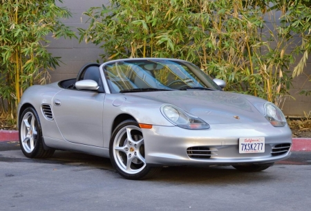2003 Porsche Boxster Convertible 2.7 5-Speed - Convertible, Boxster, 5-Speed, Car, Sports, Porsche