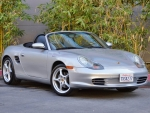 2003 Porsche Boxster Convertible 2.7 5-Speed
