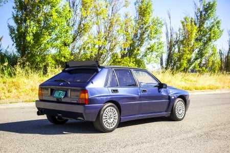 1992 Lancia Delta Integrale Evo I Hatchback 20 5 Speed