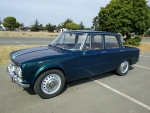 1965 Alfa Romeo Giulia Ti 4-Door Sedan 1.6 5-Speed