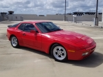 1986 Porsche 944 2.5 Turbo 5-Speed