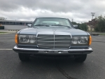 1985 Mercedes-Benz 280CE Coupe 2.8 4-Speed Automatic