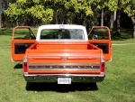 1970 Chevrolet C10 Pickup 350ci V8 3-Speed THM-350 Automatic