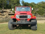 1974 Toyota Land Cruiser FJ40 3.9 3-Speed
