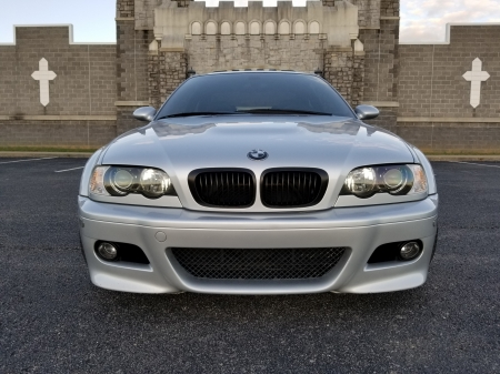 2002 BMW M3 Coupe 3.2 6-Speed - BMW, Coupe, Car, Luxury, M3, 6-Speed