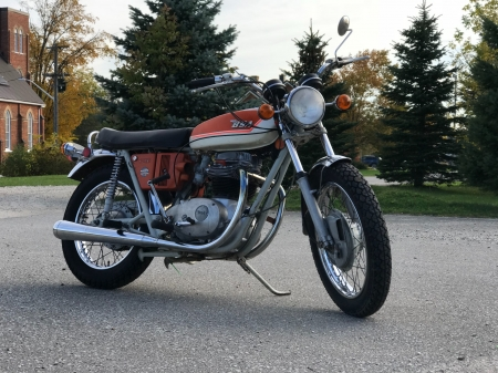 1971 BSA 650 Lightning A65 654cc OHV Parallel-Twin 4-Speed - Parallel-Twin, BSA, Lightning, 4-Speed, 650, Bike, OHV, A65, 654cc