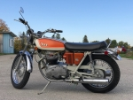 1971 BSA 650 Lightning A65 654cc OHV Parallel-Twin 4-Speed