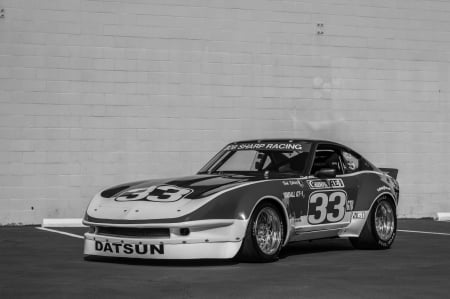 1973 Datsun 240Z 3.0 5-Speed Race Car