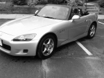 Honda S2000 Convertible 2.0 6-Speed