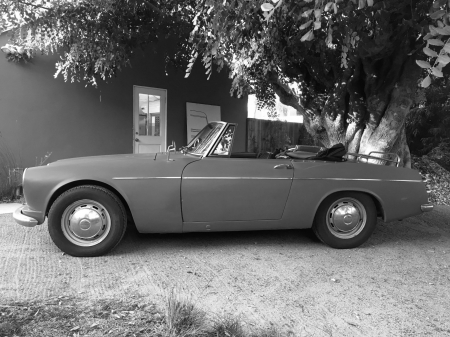 1966 Datsun 1600 Roadster 1.8 5-Speed - Old-Timer, Car, 5-Speed, Sports, Roadster, 1600, Datsun