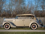 Ford Model 48 Deluxe Phaeton 1935