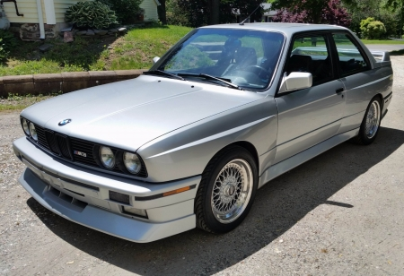 1990 BMW M3 2.3 5-Speed
