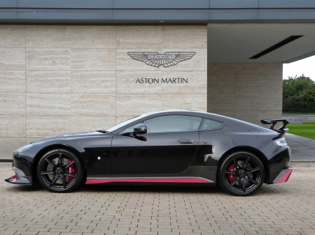 2017 Aston Martin Vantage GT8 Coupe 4.0 V8 6-Speed - Coupe, V8, Car, Vantage, GT8, 6-Speed, Sports, Aston Martin
