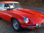 1971 Jaguar XKE 2 2 Coupe 5.3 V12 4-Speed