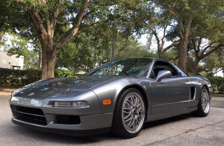 1998 Acura NSX-T Coupe Supercharged 3.2 V6 6-Speed - Coupe, Sports, Acura, V6, NSX-T, Old-Timer, Car, 6-Speed, Supercharged