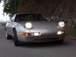 1989 Porsche 928 S4 Coupe with Hideaway Headlights