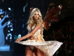 Elsa Hosk at Victoria Secret Fashion Show