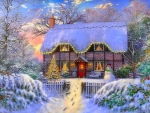 Yuletide Cottage