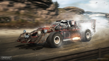 Crossout Other Video Games Background Wallpapers On Desktop