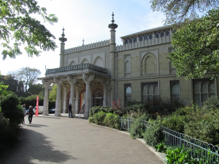 Art Gallery - Brighton, Sussex, Architecture, Ornate Buildings, Art Gallerys