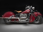 1941 Harley Davidson Indian 441 Series 4-Cylinder