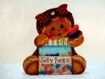 Jelly Beans Gingerbread Girl