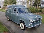morris oxford series 3 panelvan
