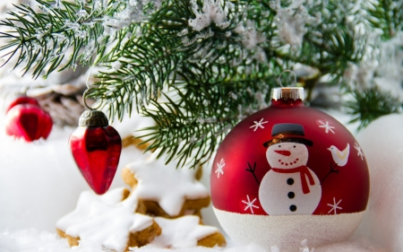 Christmas decorations - Trees, Toys, Holiday, New year