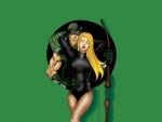 Black Canary - Green Arrow