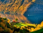 Norway in autumn