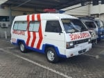 indonesian ambulance