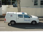 fast response vehicle