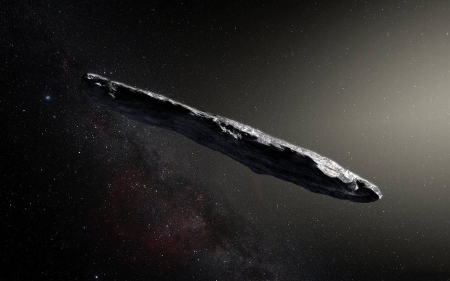 Oumuamua Interstellar Asteroid - stars, fun, cool, Oumuamua, Interstellar Asteroid, space