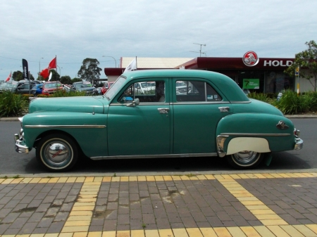 OLD CAR...FJ HOLDEN