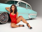 chevrolet belair with dawn jaro