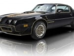 This Pristine 1979 Pontiac Trans Am Has Traveled Just 65 Miles Since New