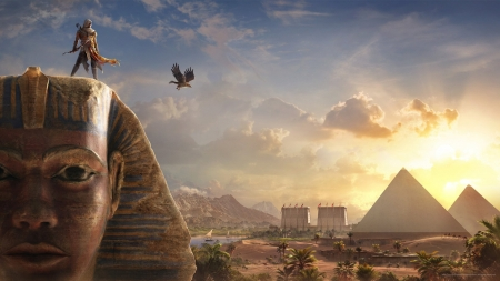 Assassins-Creed-Origins - Creed, Assassins, Game, Origins