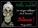 achmed - hello infidel