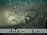 Philadelphia Eagles Frosted