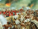 The Battle of Rorke's Drift (1879)