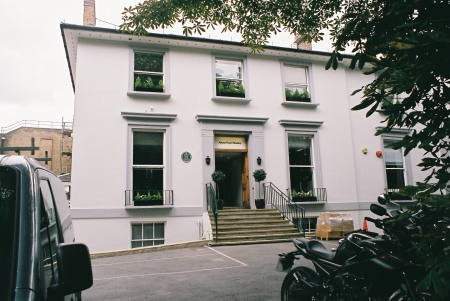 Abbey Road Studios - Abbey Road, London, Beatles, Recording Studios, Architecture, Houses