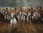 The Charge of the Light Brigade (1854)