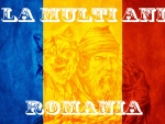 December 1 ~ Romania's National Day