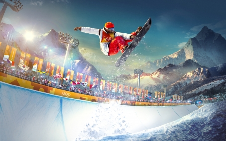 Steep Winter Games - Winter, Steep, Games, 2017