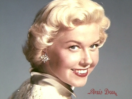 doris day - day, blonde, doris, girl