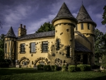 Curwood Castle, Michigan
