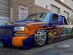 Slammd GMC Dually